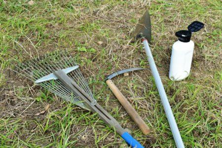 草刈り道具