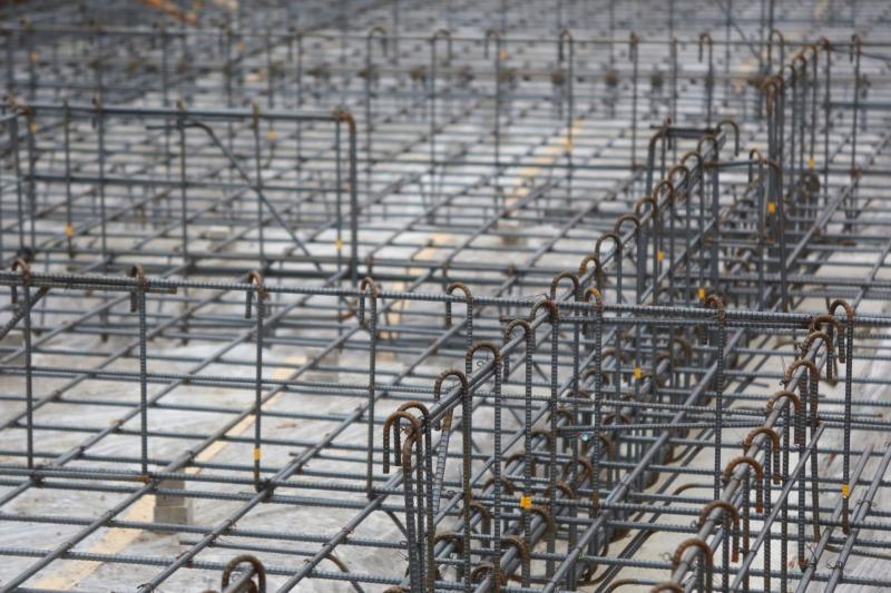 建物の鉄筋