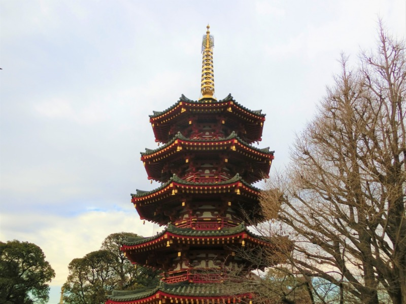 川崎大師平間寺
