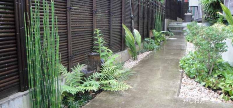 和風庭園の施工事例
