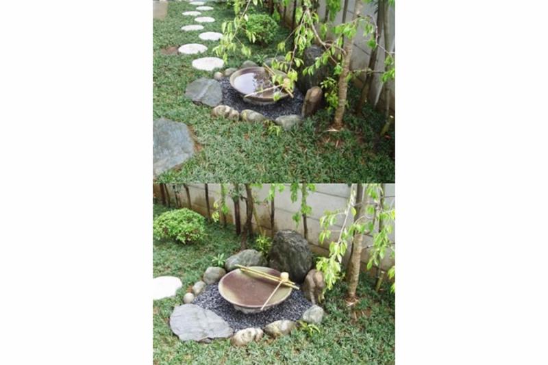 お庭づくり施工例