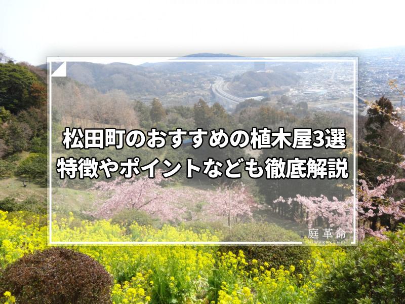 松田町・西平畑公園
