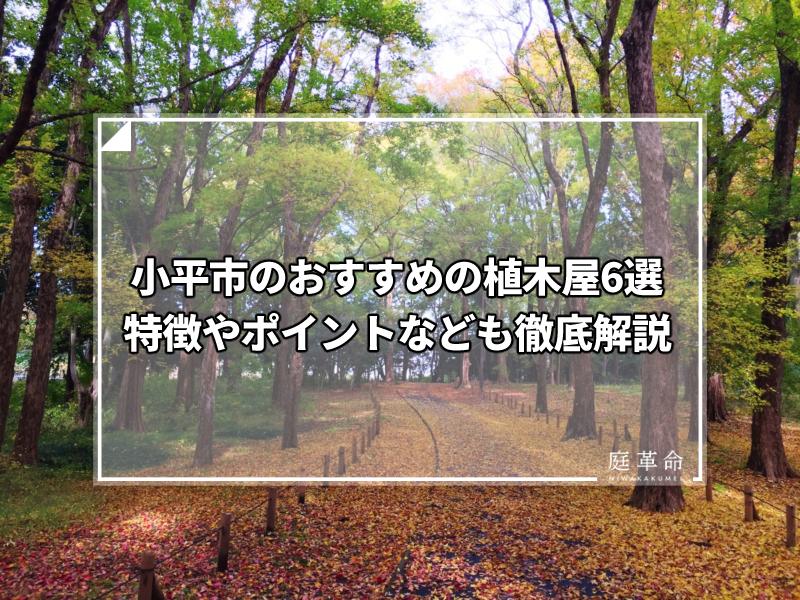 小平市・小平中央公園