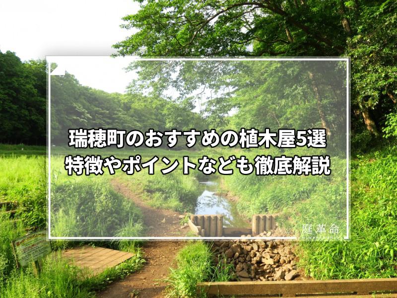 瑞穂町_野山北・六道山公園